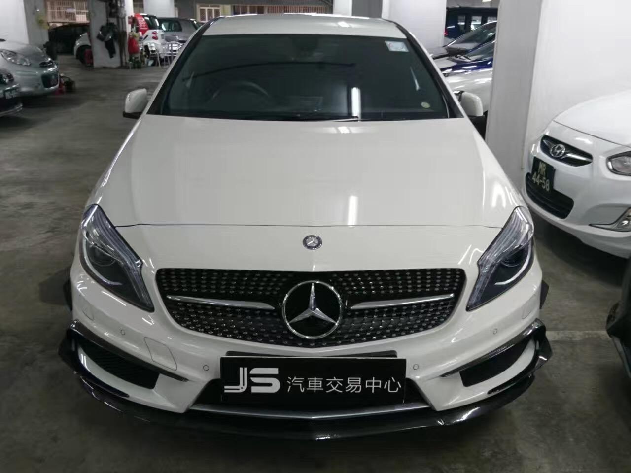 Benz平治 A-Class