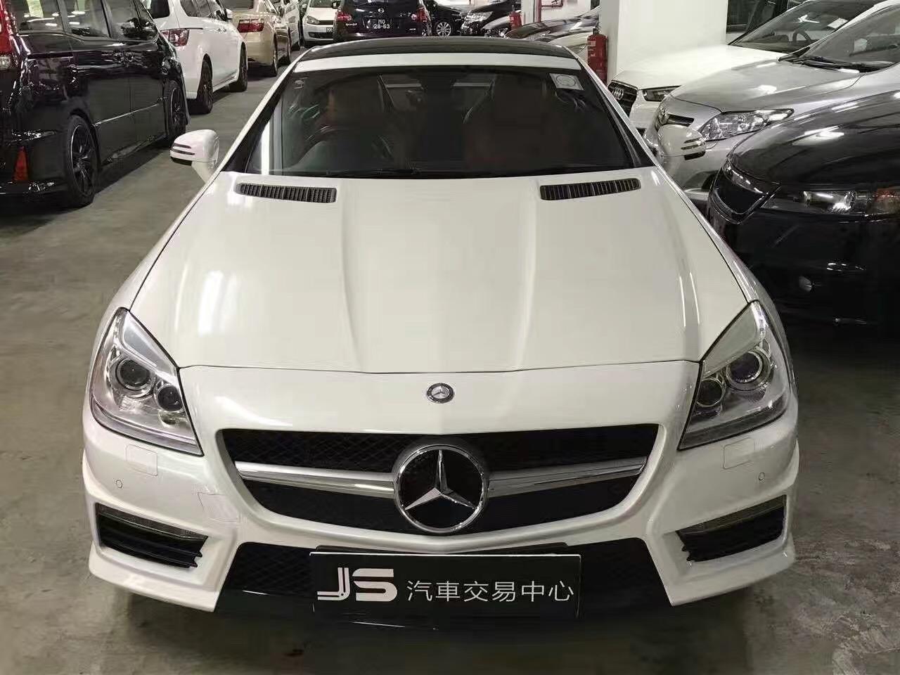 Benz平治 SLK