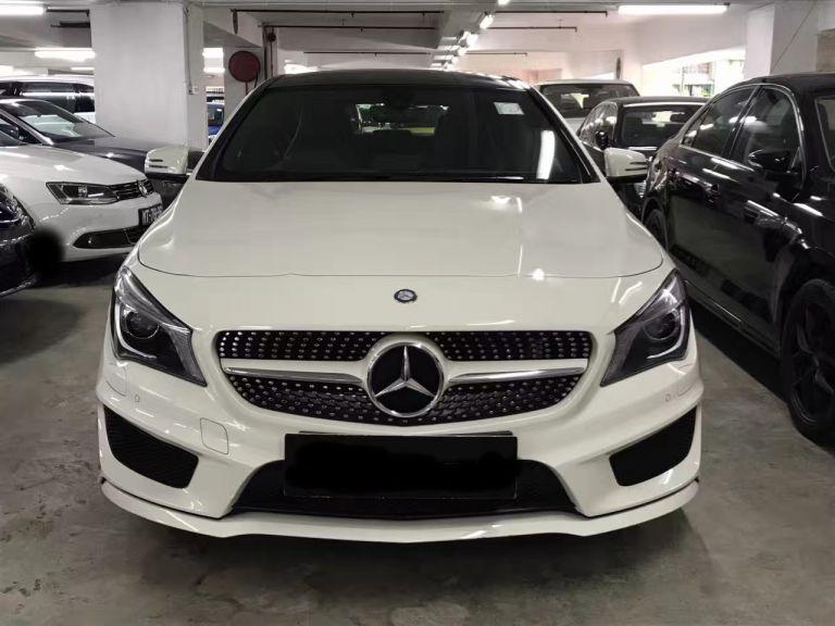 Benz平治 CLA