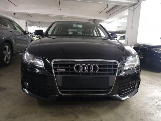 Audi奧迪 奧迪A4