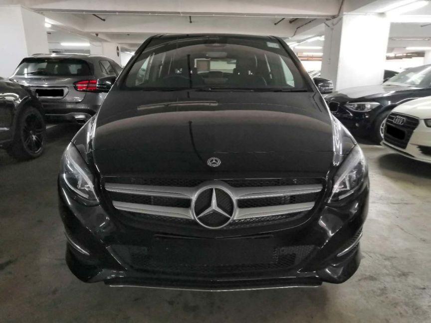 Benz平治 B-Class