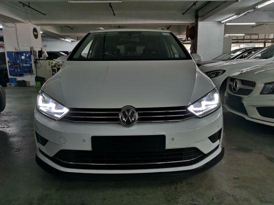 Volkswagen福士 Multiva