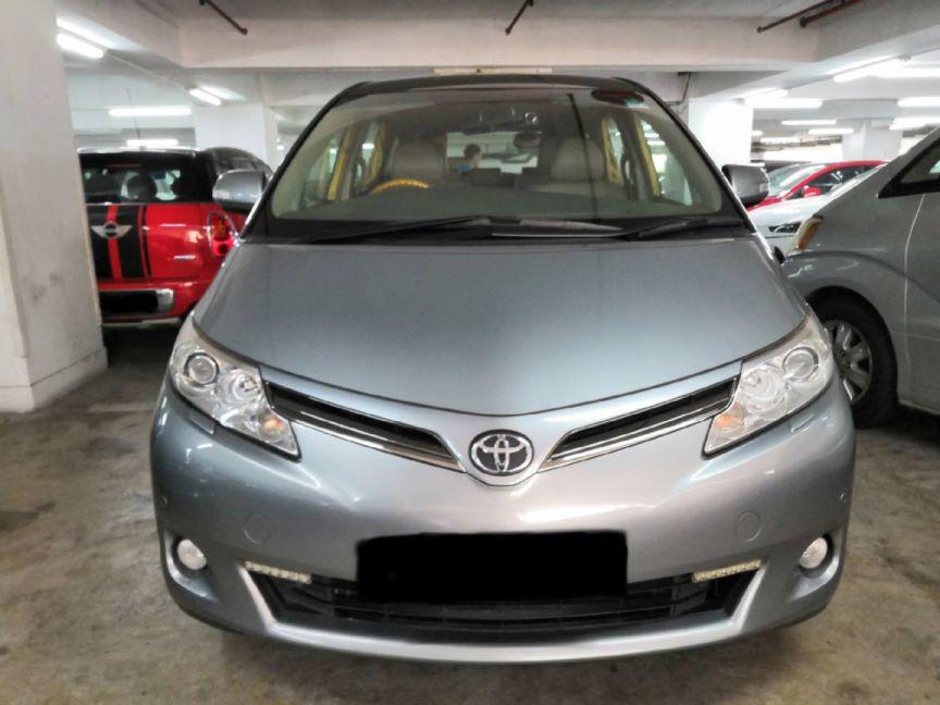 Toyota豐田 Previa子